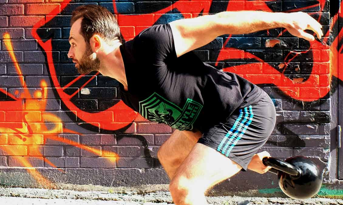 Twelve Common Kettlebell swing mistake