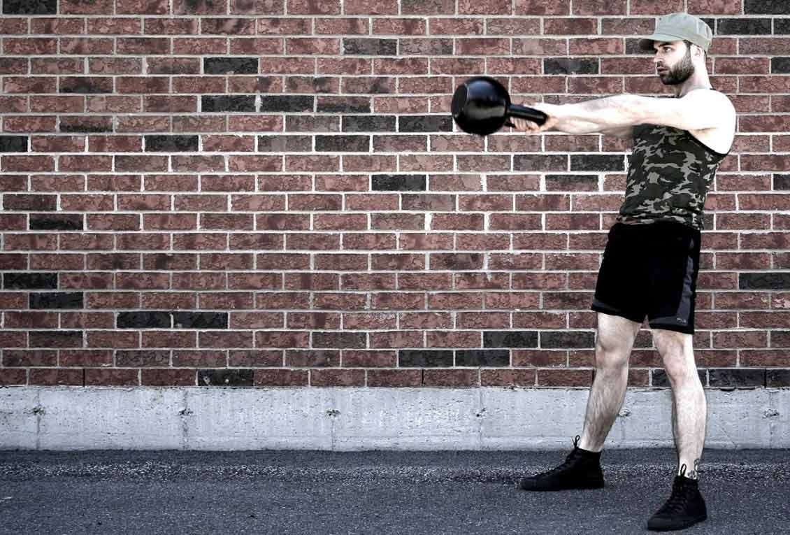 Top Four Tips to Improve Your Kettlebell Swing