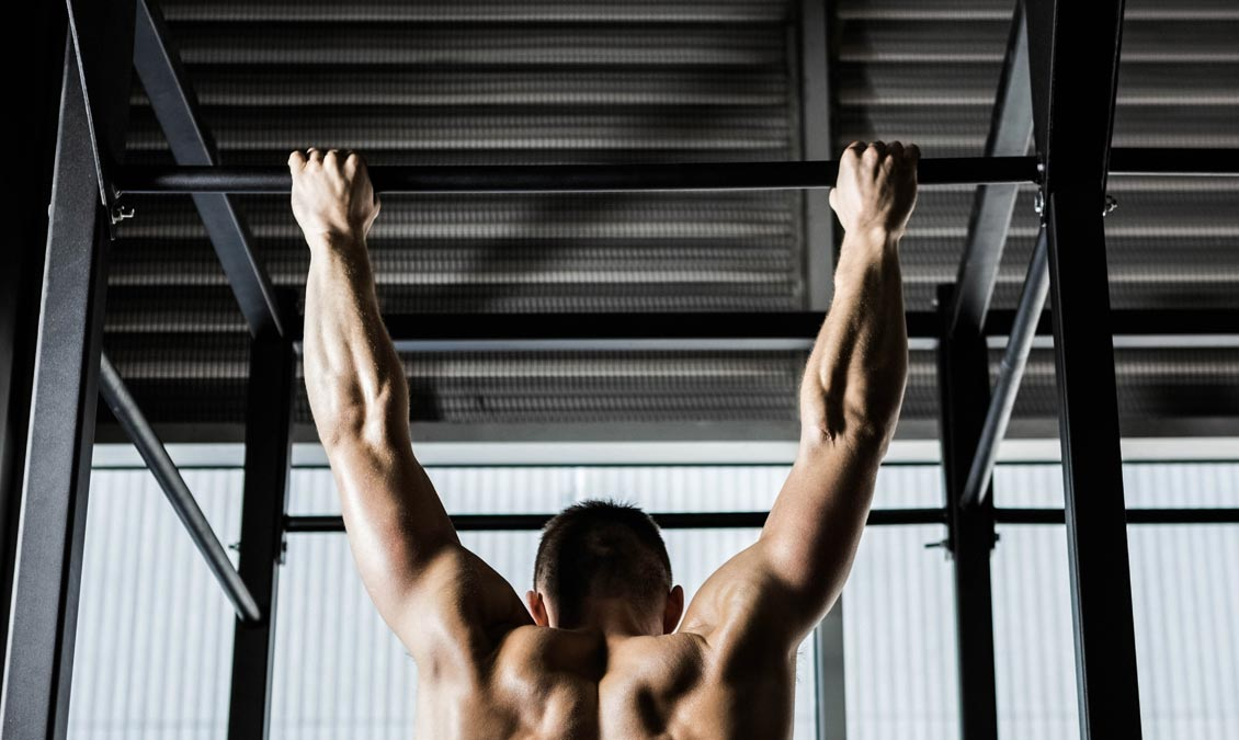 How You Can Do Pull-Ups Without a Pull-Up Bar