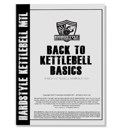 PROGRAM | BACK TO KETTLEBELL BASICS