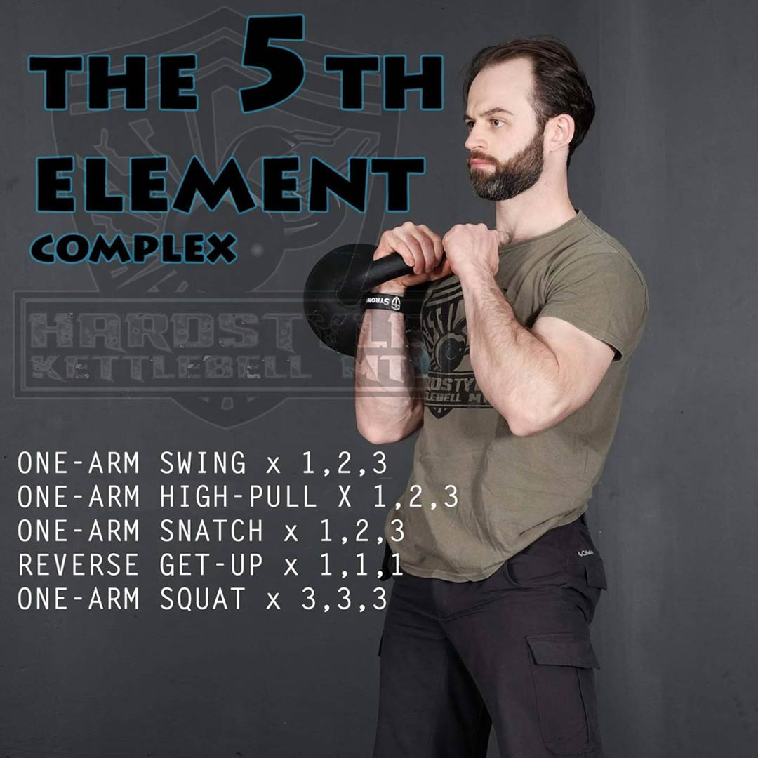 The 5th Element Complex