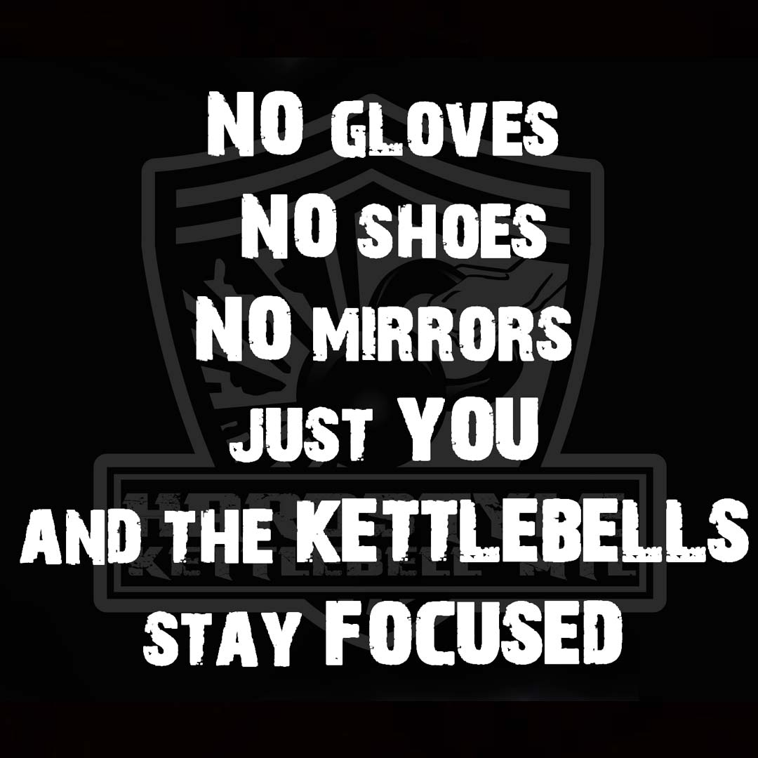 You and the Kettlebells