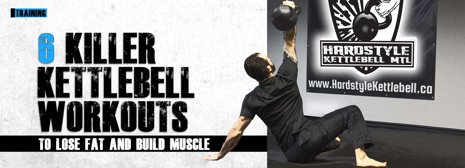6 Killer Kettlebell Workouts