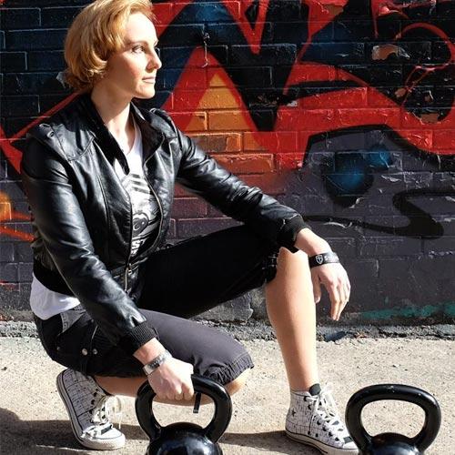 Tania Cristina Caprara, Flexible Steel Instructor & SFG2